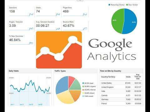 How to add a WordPress website into Google Analytics - SEO Bangla Video Tutorial - 동영상