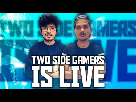 FREE FIRE AO VIVO || RUSH RANK MATCH BOMB SQUAD IS BACK - TWO SIDE GAMERS