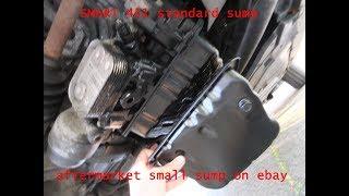 Smart Car sump problems