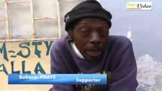 Micro trottoir de Senvideo La deception des Senegalais