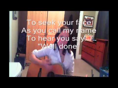 Satisfied in You (worship song with Lyrics)