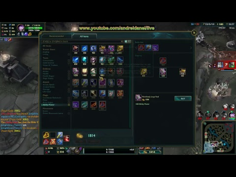 Just rEd EUNE - No main - Any position - Any lane :D