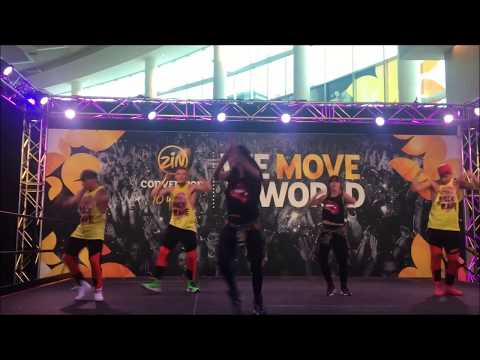 Quédate Conmigo - ZUMBA® fitness - Karolina Berezowska - ZINCON