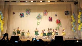 Фестиваль детского танца UNI-GYM-Пенза. Часть 1 (первый год обучения).