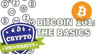 Bitcoin 101 - The Basics