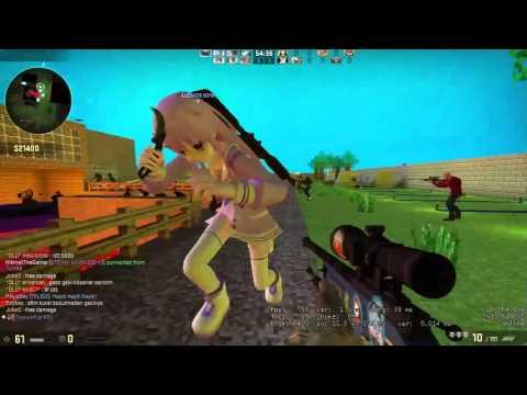 Türkçe CS:GO JailBreak MineCraft Party CyberRulz