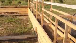 видео Опилко - бетонные стены