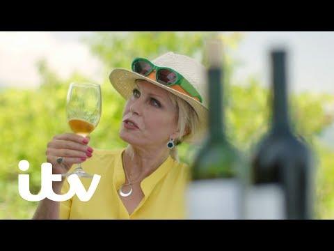 Joanna Lumley's Silk Road Adventure  Discovering Georgia's Most Famous Wine Region  ITV