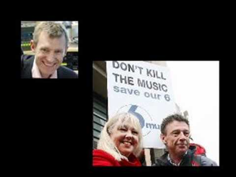 Andy and Liz Kershaw discuss his experiences with family justice on BBC Radio 2