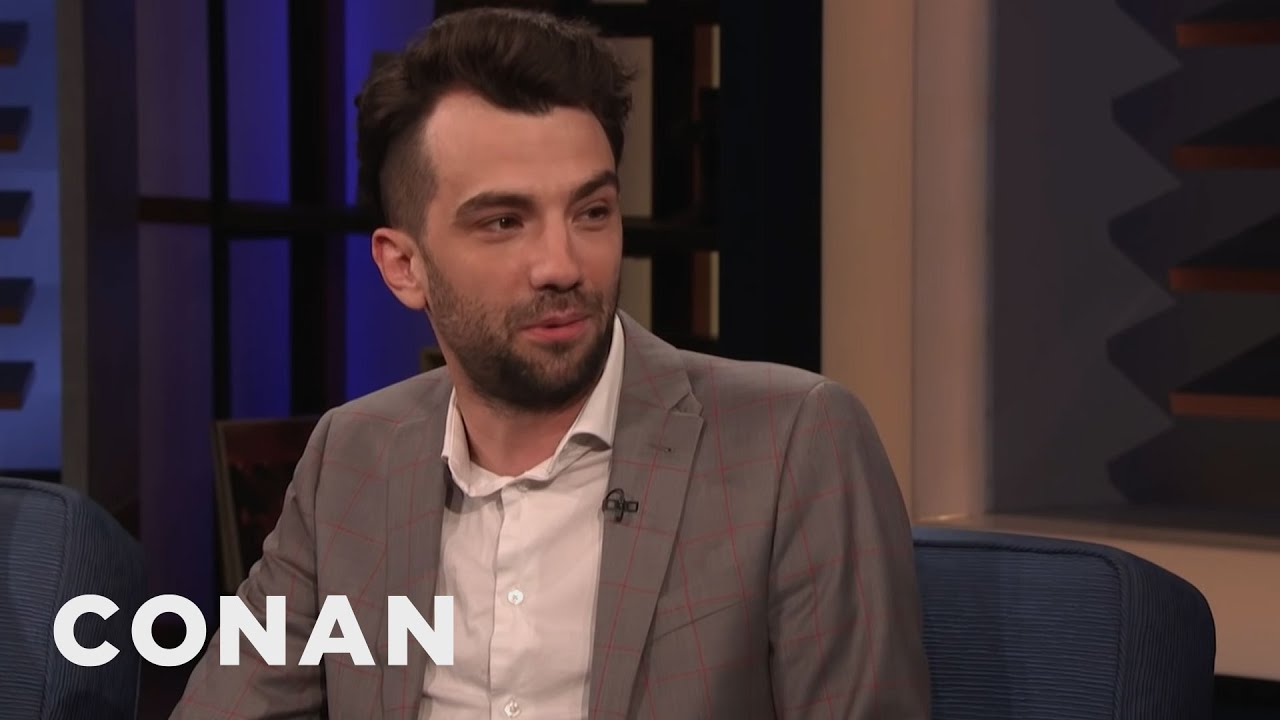 "Jay Baruchel Snuck His Canadian Accent Into ""How To Train Your Dragon"" - CONAN on TBS"