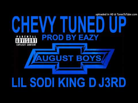 Lil Sodi - Chevy Tuned Up Ft King D & J 3rd (Prod By @EazyThaProducer)