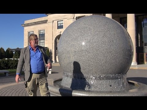 59,000 Pound Granite Ball Floating - Grand Kugel -- REAL United States Episode 198