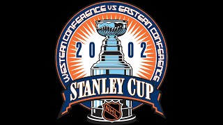 NHL STANLEY CUP FINALS 2002 - Detroit Red Wings @ Carolina Hurricanes - Game 5 - SWEDISH, Canal +