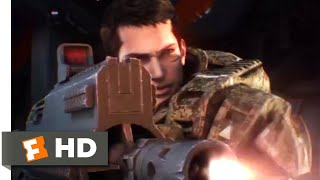 Starship Troopers: Invasion (2012) - Controlling the Bugs Scene (8/10) | Movieclips