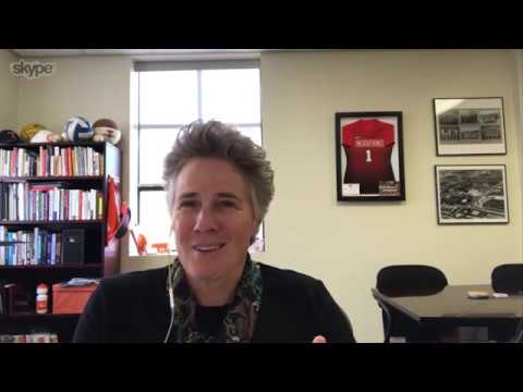 Secrets of College Planning with Betsy Mitchell- Athletic Director, CalTech