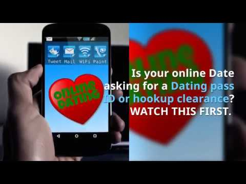 Online Investigations: Is your online dating asking you for a security clearance or dating id?