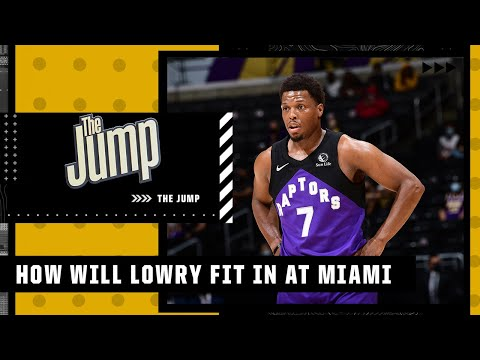 How will the Heat's conditioning program impact a 35-year-old Kyle Lowry?   The Jump