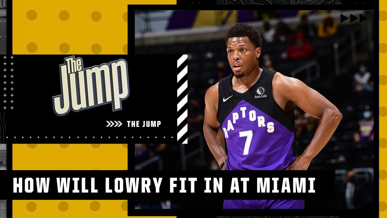 Download How will the Heat's conditioning program impact a 35-year-old Kyle Lowry? | The Jump
