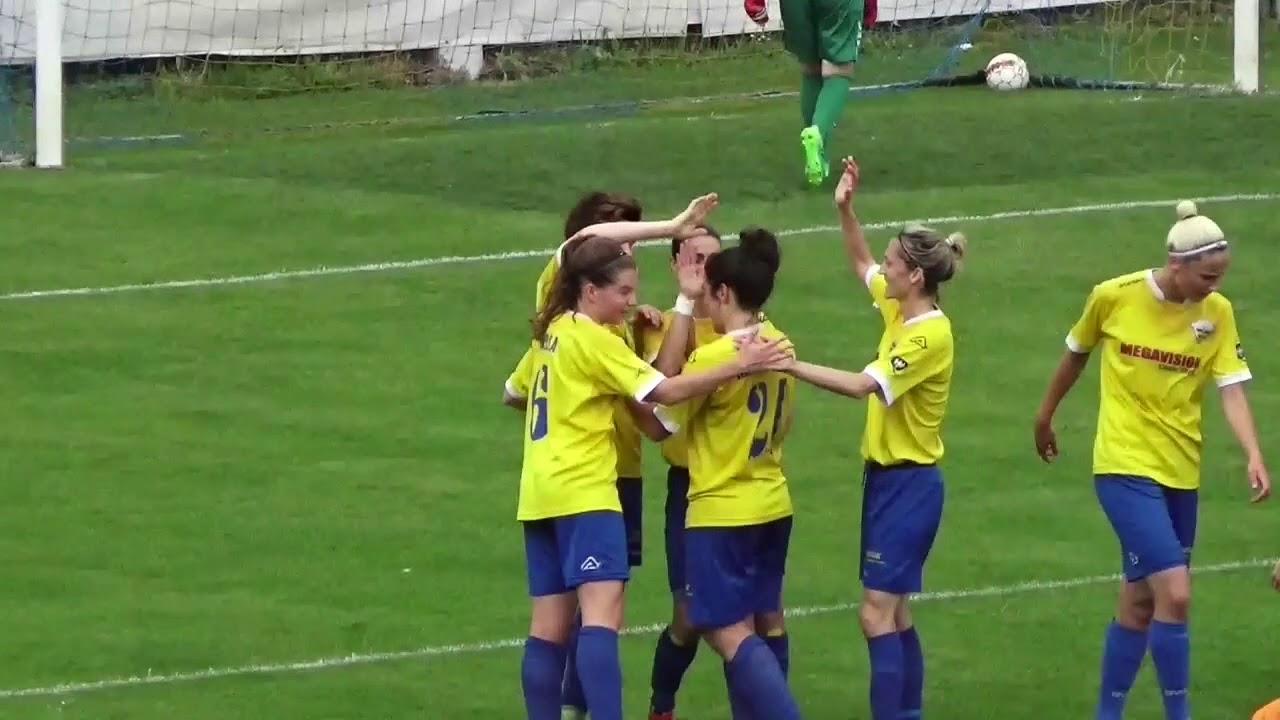 Tavagnacco vs Pink Bari 4-0