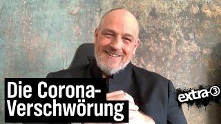 Torsten Sträter: Corona-Verschwörungstheorien | extra 3 | NDR