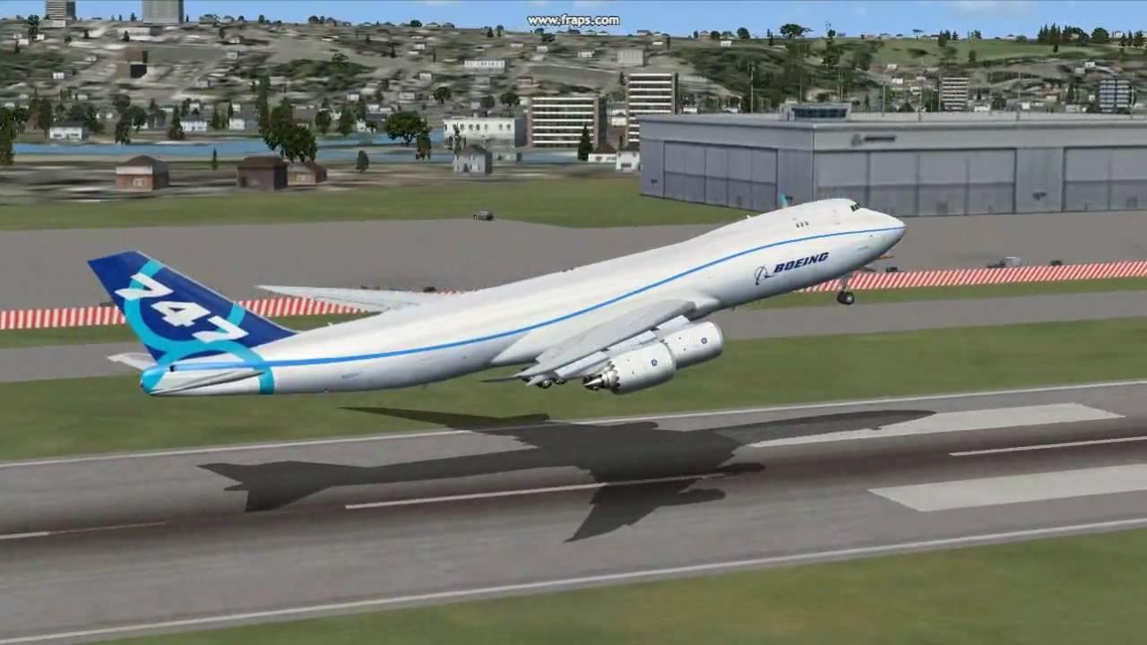 FSX UPS Boeing 777-200 Freighter