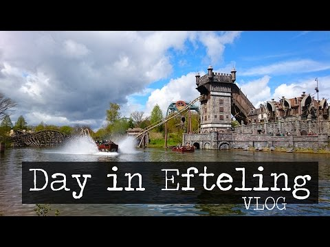 A DAY IN EFTELING | travel