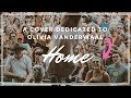 Home (cover) Edward Sharpe - Dedicated to sister Olivia - Austin City Limits Oct 7, 2017
