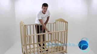 кроватка SKV 12111