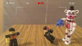 ROBLOX Hermana ubicación stop motion corto