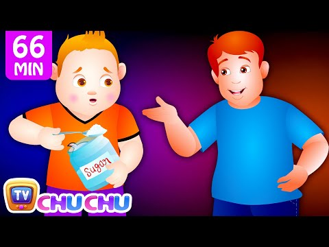 Thumbnail: Johny Johny Yes Papa and Many More Videos | Popular Nursery Rhymes Collection by ChuChu TV