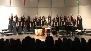 Sail Away by Malcolm Dalglish sung by Silver Creek HS Bella Voce Choir