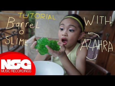 HOW TO MAKE SLIME - BARREL O'SLIME - ZARA LEOLA