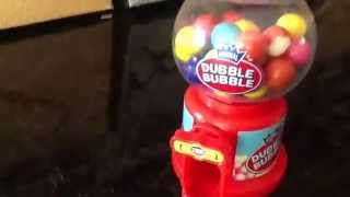#creamsodagirls Payton eats bubble gum from her #dubblebubble #gumballmachine Thumbnail