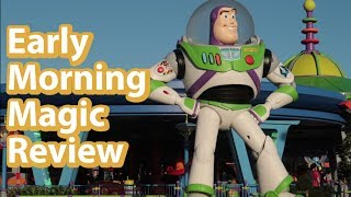 Baixar Early Morning Magic at Toy Story Land | Early Access to Toy Story Land