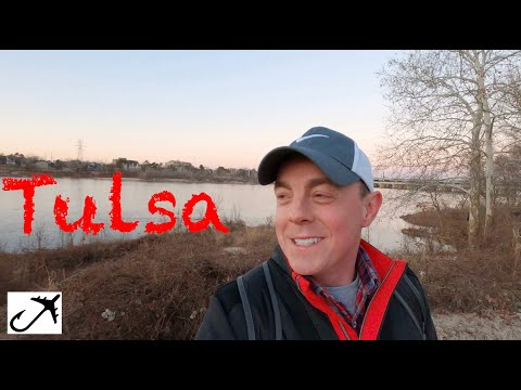 (Attempting To) Fish Tulsa!