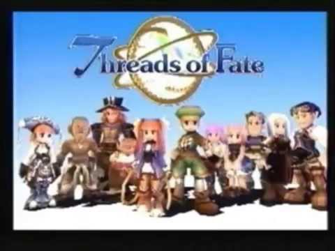 threads of fate characters