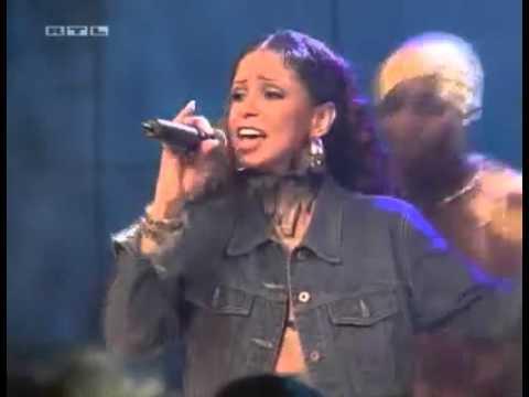 Mya Free live on Totp 2001