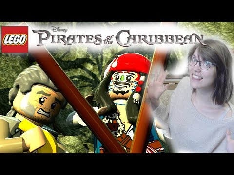 Stampy & Sqaishey - LEGO: Pirates Of The Caribbean ~ Ep 6
