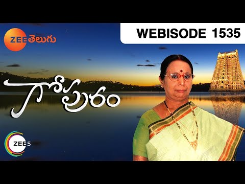 Gopuram - Episode 1535  - March 8, 2016 - Webisode