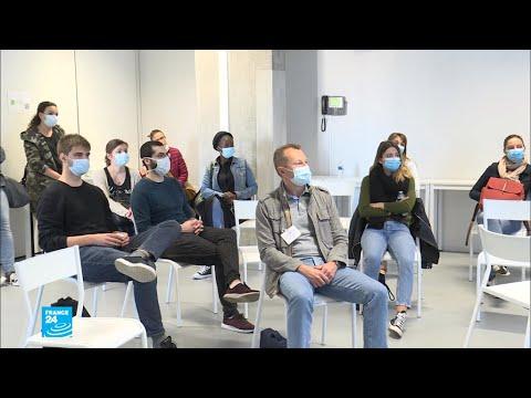 فرنسيون يتطوعون ضمن وحدة رصد ومتابعة تفشي فيروس كورونا  - نشر قبل 16 ساعة