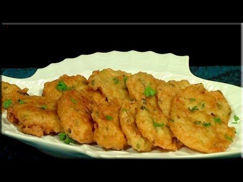 Bacalaitos Fritos - Codfish Fritters