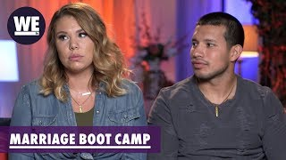 Meet Kailyn & Javi Marroquin | Marriage Boot Camp: Reality Stars | WE tv