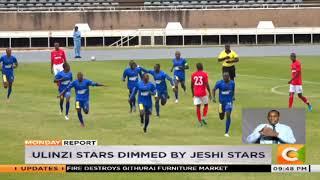 KDF's Ulinzi Stars dimmed by Tanzania's Jeshi Stars