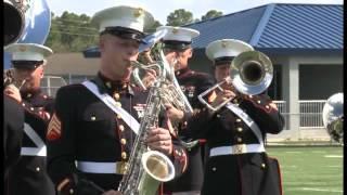 Parris Island Marine Band - Amazing Grace