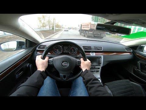 2012 Volkswagen Passat CC 1.8 TSI DSG (152) POV TEST DRIVE