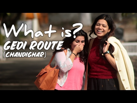 GEDI ROUTE Chandigarh | LIVE Tinder of INDIA | Gaurav Prabhu VLogs