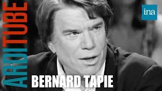 Bernard Tapie chez Thierry Ardisson | Archive INA