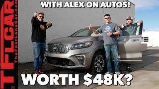 2019 Kia Sorento | Unfiltered Real World Buddy Review (With Alex on Autos!)