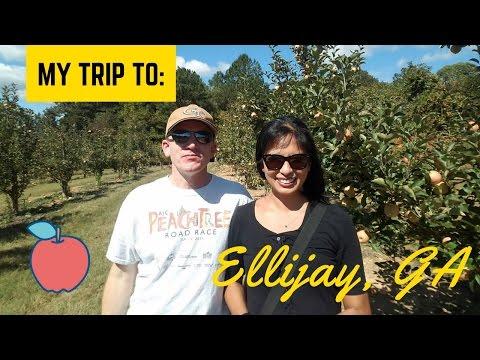 Day Trip To Ellijay, Georgia