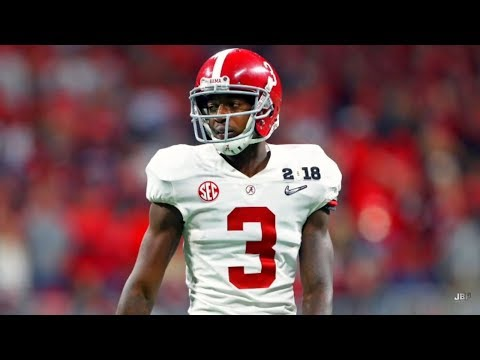 Best Route Runner in College Football || Alabama WR Calvin Ridley 2017 Highlights ᴴᴰ